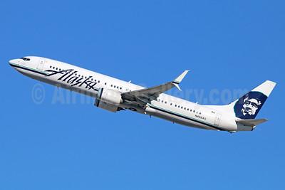 Alaska Airlines Boeing 737-990 ER SSWL N468AS (msn 41735) LAX (Michael B. Ing). Image: 931860.