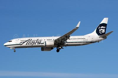 Alaska Airlines Boeing 737-990 WL N309AS (msn 21947) LAS (Bruce Drum). Image: 104111.