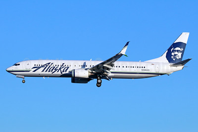 Alaska Airlines Boeing 737-990 ER SSWL N486AS (msn 44107) SEA (Michael B. Ing). Image: 938992.