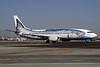 "Alaska Airlines Boeing 737-490 N792AS (msn 28887) ""Salmon-Thirty-Salmon"" (Wild Alaska Seafood) LAX (Roy Lock). Image: 910764."