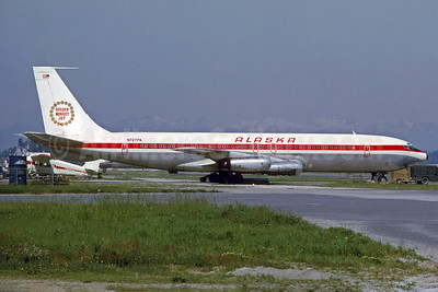 """Golden Nugget Jet' leased from Pan Am on April 27, 1970"