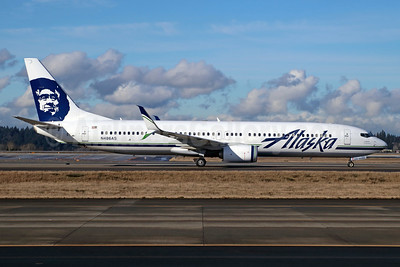 Alaska Airlines Boeing 737-990 ER SSWL N486AS (msn 44107) SEA (Michael B. Ing). Image: 938991.