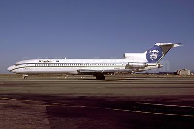 Alaska Airlines Boeing 727-212 N292AS (msn  21458) SFO (Keith Armes). Image: 948156.