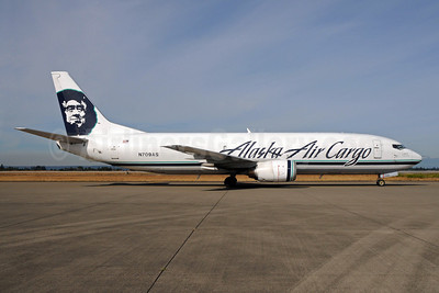 Alaska Air Cargo (Alaska Airlines) Boeing 737-490 (F) N709AS (msn 28896) SEA (Bruce Drum). Image: 102082.