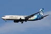 Alaska Airlines Boeing 737-990 ER WL N248AK (msn 62469) (Boeing 100 years strong) IAD (Brian McDonough). Image: 934432.