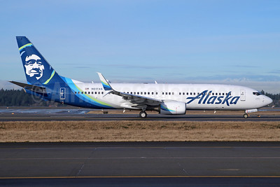 Alaska Airlines Boeing 737-890 SSWL N517AS (msn 35197) SEA (Michael B. Ing). Image: 937049.