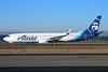 Alaska Airlines Boeing 737-990 ER SSWL N260AK (msn 36349) SEA (Michael B. Ing). Image: 937292.