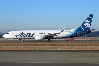 Alaska Airlines Boeing 737-990 ER SSWL N434AS (msn 61620) SEA (Michael B. Ing). Image: 937295.