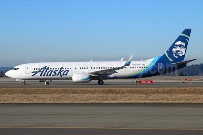 Alaska Airlines Boeing 737-990 ER SSWL N434AS (msn 61620) SEA (Michael B. Ing). Image: 937295.