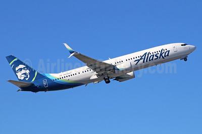 Alaska Airlines Boeing 737-990 ER SSWL N434AS (msn 61620) SEA (Michael B. Ing). Image: 937294.