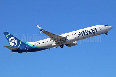 Alaska Airlines Boeing 737-990 ER SSWL N434AS (msn 61620) SEA (Michael B. Ing). Image: 937294.