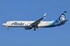 Alaska Airlines Boeing 737-990 ER SSWL N224AK (msn 62680) LAX (Michael B. Ing). Image: 937761.