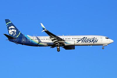 Alaska Airlines Boeing 737-990 ER SSWL N434AS (msn 61620) SEA (Michael B. Ing). Image: 934909.