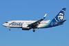 Alaska Airlines Boeing 737-790 WL N611AS (msn 29753) SEA (Michael B. Ing). Image: 937043.