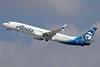Alaska Airlines Boeing 737-990 ER SSWL N428AS (msn 36353) LAX (Michael B. Ing). Image: 935079.