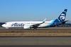 Alaska Airlines Boeing 737-890 SSWL N585AS (msn 35683) SEA (Michael B. Ing). Image: 937055.