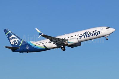 Alaska Airlines Boeing 737-890 SSWL N564AS (msn 35103) ANC (Michael B. Ing). Image: 938715.