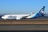 Alaska Airlines Boeing 737-890 SSWL N525AS (msn 35692) SEA (Michael McDonough). Image: 937284.