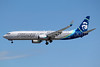 """""""Boeing 100 years strong"""" - Alaska Airlines salutes Boeing"""