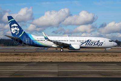 Alaska Airlines Boeing 737-890 SSWL N565AS (msn 35181) SEA (Michael B. Ing). Image: 937053.