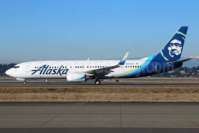Alaska Airlines Boeing 737-890 SSWL N564AS (msn 35103) SEA (Michael McDonough). Image: 937285.