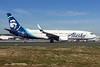 Alaska Airlines Boeing 737-8FH SSWL N549AS (msn 30824) SFO (Mark Durbin). Image: 931774.