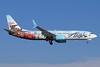 Alaska Airlines Boeing 737-890 SSWL N570AS (msn 35185) (Follow us to Disneyland Resort - Disney Cars) SNA (Michael B. Ing). Image: 938986.