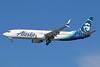 Alaska Airlines Boeing 737-890 SSWL N584AS (msn 35682) LAX (Michael B. Ing). Image: 937760.