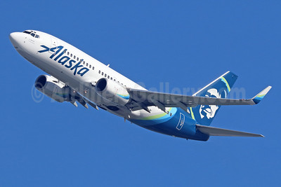 Alaska Airlines Boeing 737-790 WL N622AS (msn 30165) LAX (Michael B. Ing). Image: 936845.