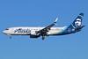 Alaska Airlines Boeing 737-890 SSWL N562AS (msn 35091) SEA (Michael B. Ing). Image: 937052.