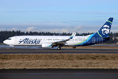 Alaska Airlines Boeing 737-990 ER SSWL N495AS (msn 41728) SEA (Michael B. Ing). Image: 937298.