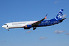Alaska Airlines Boeing 737-990 ER WL N265AK (msn 62682) (Honoring Those Who Serve) BWI (Brian McDonough). Image: 937282.