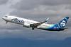 Alaska Airlines Boeing 737-890 SSWL N592AS (msn 35190) ANC (Michael B. Ing). Image: 938045.