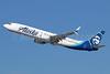 Alaska Airlines Boeing 737-990 ER SSWL N266AK (msn 62683) LAX (Michael B. Ing). Image: 936378.