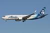 Alaska Airlines Boeing 737-890 SSWL N513AS (msn 35192) DCA (Brian McDonough). Image: 935574.