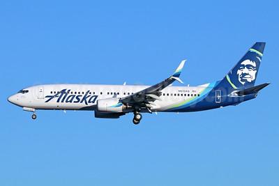 Alaska Airlines Boeing 737-890 SSWL N513AS (msn 35192) SEA (Michael McDonough). Image: 937283.