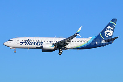 Alaska Airlines Boeing 737-890 SSWL N513AS (msn 35192) SEA (Michael McDonough). Image: 937283.