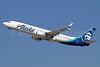 Alaska Airlines Boeing 737-990 ER SSWL N434AS (msn 61620) LAX (Michael B. Ing). Image: 940052.