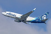 Alaska Airlines Boeing 737-790 WL N613AS (msn 30163) LAX (Michael B. Ing). Image: 936844.