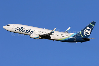 Alaska Airlines Boeing 737-890 SSWL N586AS (msn 35189) DCA (Brian McDonough). Image: 937286.