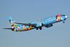 Alaska Airlines Boeing 737-990 WL N318AS (msn 30018) (Spirit of Disneyland II) YVR (Steve Bailey). Image: 936521.