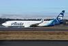 Alaska Airlines Boeing 737-990 ER SSWL N266AK (msn 62683) SEA (Michael B. Ing). Image: 937293.