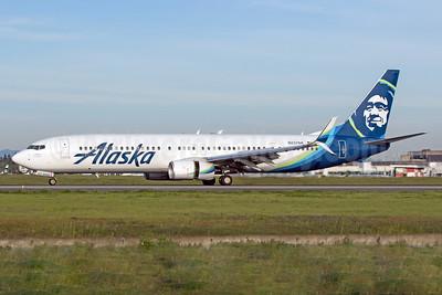 Alaska Airlines Boeing 737-990 ER SSWL N237AK (msn 36357) SEA (Brandon Farris). Image: 938711.