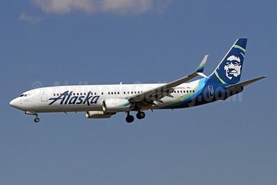 Alaska Airlines Boeing 737-890 SSWL N529AS (msn 35198) BWI (Brian McDonough). Image: 942029.