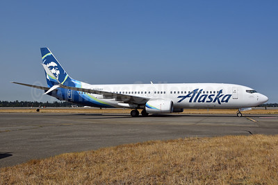 Alaska Airlines Boeing 737-890 SSWL N589AS (msn 35686) SEA (Bruce Drum). Image: 104702.