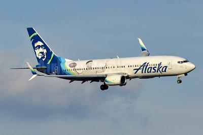 Alaska's 2018 Russell Wilson logo jet