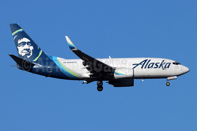 Alaska Air Cargo (Alaska Airlines) Boeing 737-790 (F) WL N626AS (msn 30793) ANC (Michael B. Ing). Image: 951702.