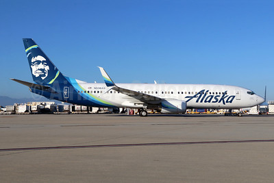 Alaska Airlines Boeing 737-890 SSWL N536AS (msn 35203) LAX. Image: 947111.
