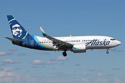 Alaska Airlines Boeing 737-790 WL N644AS (msn 30795) ANC (Michael B. Ing). Image: 938713.