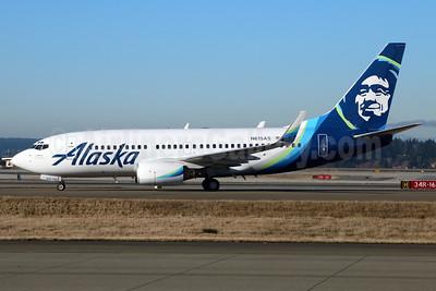 Alaska Airlines Boeing 737-790 WL N615AS (msn 30344) SEA (Michael B. Ing). Image: 937044.
